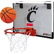 Rawlings Cincinnati Bearcats Game On Backboard Hoop Set