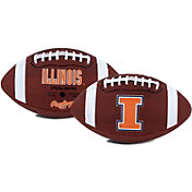 Rawlings Illinois Fighting Illini Game Time Full-Size Football