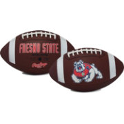 Rawlings Fresno State Bulldogs Game Time Full-Size Football