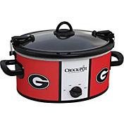 Rawlings Georgia Bulldogs 6 Quart Crock Pot