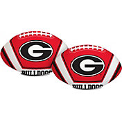 """Rawlings Georgia Bulldogs 8"""" Softee Football"""