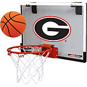 Rawlings Georgia Bulldogs Game On Backboard Hoop Set