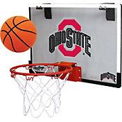 Rawlings Ohio State Buckeyes Game On Backboard Hoop Set