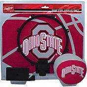Rawlings Ohio State Buckeyes Slam Dunk Softee Hoop Set