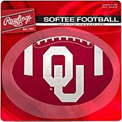 Rawlings Oklahoma Sooners Quick Toss Softee Football