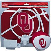 Rawlings Oklahoma Sooners Softee Hoop Set