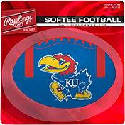 Rawlings Kansas Jayhawks Quick Toss Softee Football