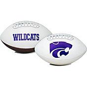 Rawlings Kansas State Wildcats Signature Series Full-Size Football
