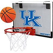 Rawlings Kentucky Wildcats Game On Backboard Hoop Set