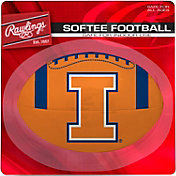 Rawlings Illinois Fighting Illini Quick Toss Softee Football
