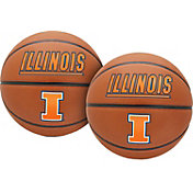 Rawlings Illinois Fighting Illini Triple Threat Full-Size Basketball