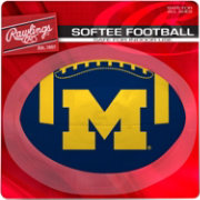 Rawlings Michigan Wolverines Quick Toss Softee Football