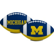 Rawlings Michigan Wolverines Hail Mary Youth-Size Football