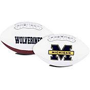 Rawlings Michigan Wolverines Signature Series Full-Size Football