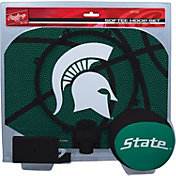 Rawlings Michigan State Spartans Slam Dunk Softee Hoop Set