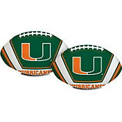 "Rawlings Miami Hurricanes 8"" Softee Football"