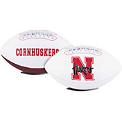 Rawlings Nebraska Cornhuskers Signature Series Full-Size Football