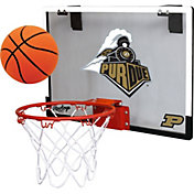 Rawlings Purdue Boilermakers Game On Backboard Hoop Set