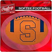 Rawlings Syracuse Orange Quick Toss Softee Football