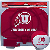 Rawlings Utah Utes Softee Hoop Set