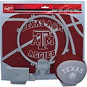 Rawlings Texas A&M Aggies Slam Dunk Basketball Softee Hoop Set
