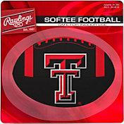Rawlings Texas Tech Red Raiders 'Quick Toss' Softee Football