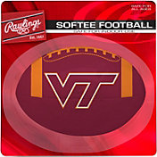 Rawlings Virginia Tech Hokies Quick Toss Softee Football