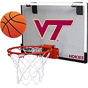 Rawlings Virginia Tech Hokies Game On Backboard Hoop Set