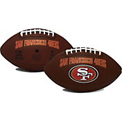 Rawlings San Francisco 49ers Game Time Full-Size Football