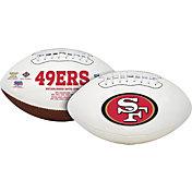 Rawlings San Francisco 49ers Signature Series Full-Size Football