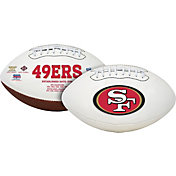 Rawlings San Francisco 49ers Signature Series Full-Size Football