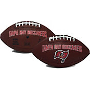 Rawlings Tampa Bay Buccaneers Game Time Full-Size Football