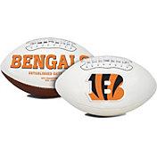 Rawlings Cincinnati Bengals Signature Series Full Size Football