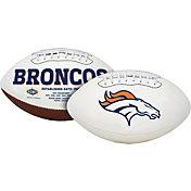 Rawlings Denver Broncos Signature Series Full-Size Football
