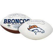 Rawlings Denver Broncos Signature Series Full-Size Football