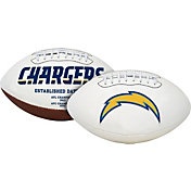 Rawlings Los Angeles Chargers Signature Series Full-Size Football
