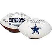 Rawlings Dallas Cowboys Signature Series Full-Size Football