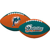 Rawlings Miami Dolphins Hail Mary Mini Rubber Football