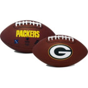 Rawlings Green Bay Packers Game Time Full-Size Football