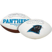 Rawlings Carolina Panthers Signature Series Full-Size Football