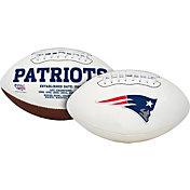Rawlings New England Patriots Signature Series Full-Size Football