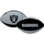 Rawlings Oakland Raiders Hail Mary Mini Rubber Football