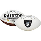 Rawlings Oakland Raiders Signature Series Full-Size Football