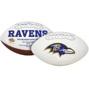 Rawlings Baltimore Ravens Signature Series Full-Size Football