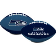 Rawlings Seattle Seahawks Hail Mary Mini Rubber Football