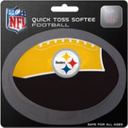 Rawlings Pittsburgh Steelers Quick Toss Softee Football