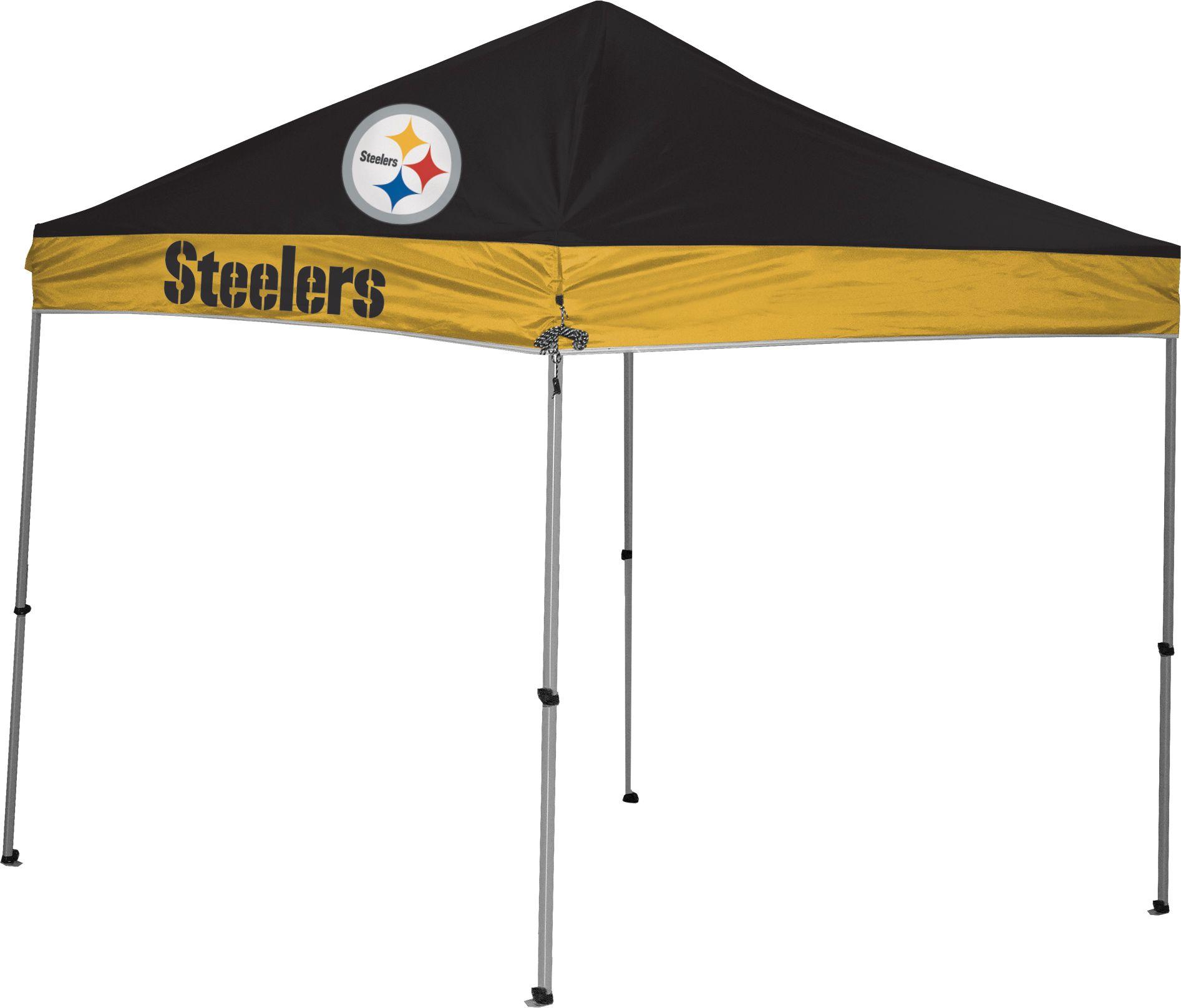 noImageFound ???  sc 1 st  DICKu0027S Sporting Goods & Rawlings Pittsburgh Steelers 9u0027x9u0027 Canopy Tent | DICKu0027S Sporting Goods