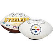 Rawlings Pittsburgh Steelers Signature Series Full Size Football