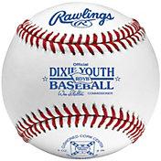 Rawlings RDYB Official Dixie Youth League Baseball