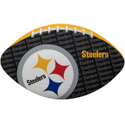 Rawlings Pittsburgh Steelers Junior-Size Football